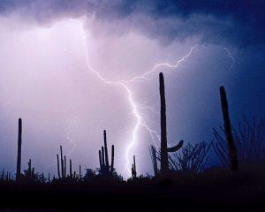 Electric Desert II