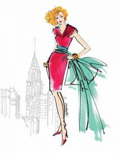 Colorful Fashion III – New York