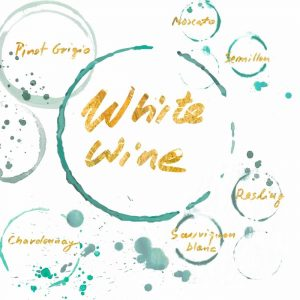 White Wine Gold