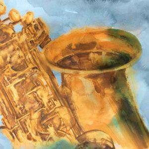 Musical Sax