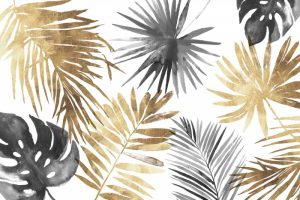 Tropical Palms I