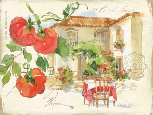 Piazzette Tomatoes