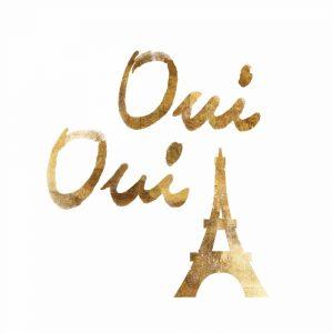 Oui Oui with Eiffel