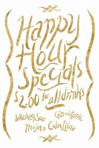 Happy Hour 2 gold