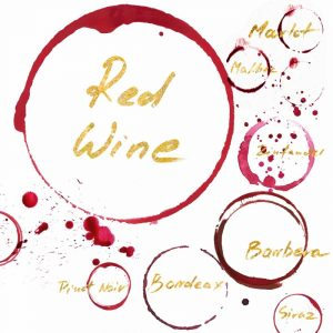 Red Wine Gold