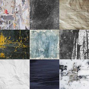 Tiles Decor Blue Notes 1