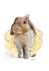 Ballet Bunny II