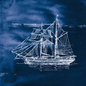 Sailing Ships V Indigo
