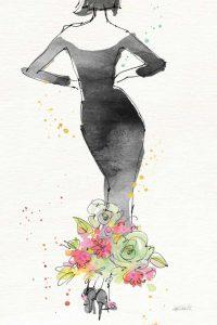 Floral Fashion I v2