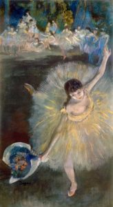 End of the Arabesque, c. 1877