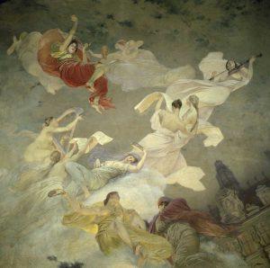 Muses of Paris