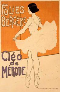 Folies-Bergere/Cleo De Merode