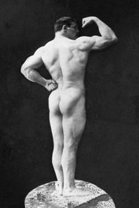 Statuesque Back and Arm Curl