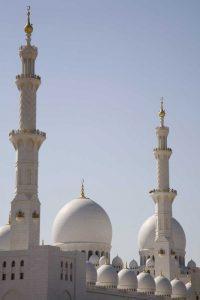 UAE, Abu Dhabi Sheikh Zayed Mosque