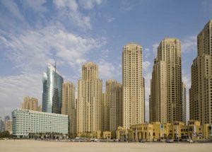 UAE, Dubai, Marina Jumeirah Beach Residence