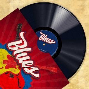Vinyl Club- Blues