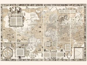 Nova et Aucta Orbis Terrae Descriptio 1569
