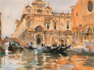 Rio dei Mendicanti – Venice