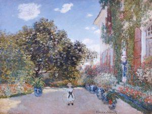 Garden of the Artist at Argenteuil