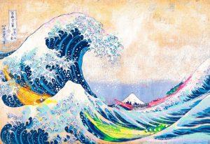 Hokusais Wave 2.0