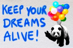 Keep your dreams alive!