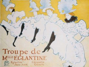 The Troup of Madame Eglantine