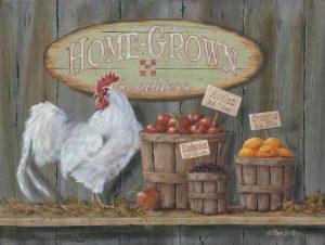 Homegrown Goodness