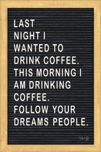 Follow Your Dreams Felt Board