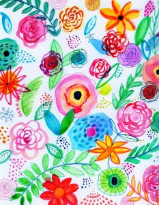 Floral Fun I