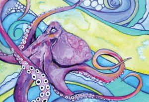 Surfin Octopus