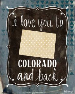 Colorado and Back
