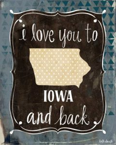 Iowa and Back