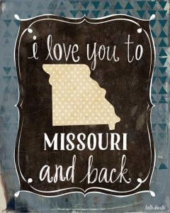 Missouri and Back