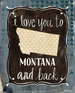 Montana and Back