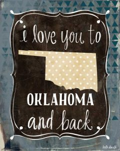 Oklahoma and Back