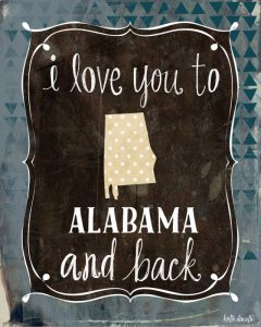 Alabama and Back