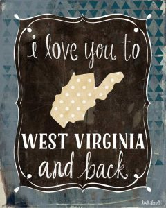 West Virginia and Back