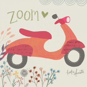 Zoom Scooter