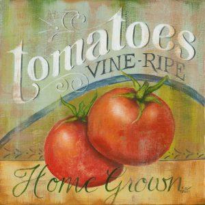 Tomatoes Vine Ripe