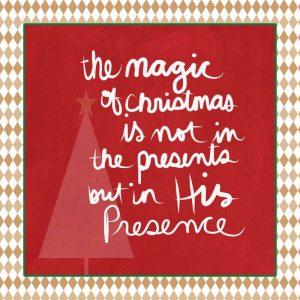 The Magic of Christmas – Border