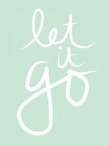 Let It Go – Mint White