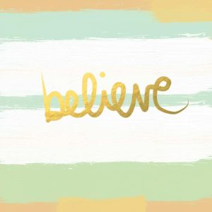 Believe – Gold