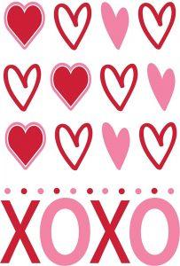 Hearts XoXo