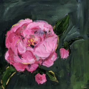 Romantic Floral I