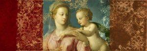Holy Virgin-after Bronzino