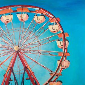 Big Wheel in a Carnaval