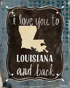 Louisiana and Back