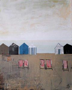 Beach Abstract IV