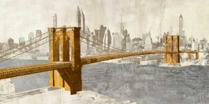 Gilded Brooklyn Bridge