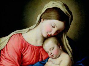 Beata Vergine con Bambino